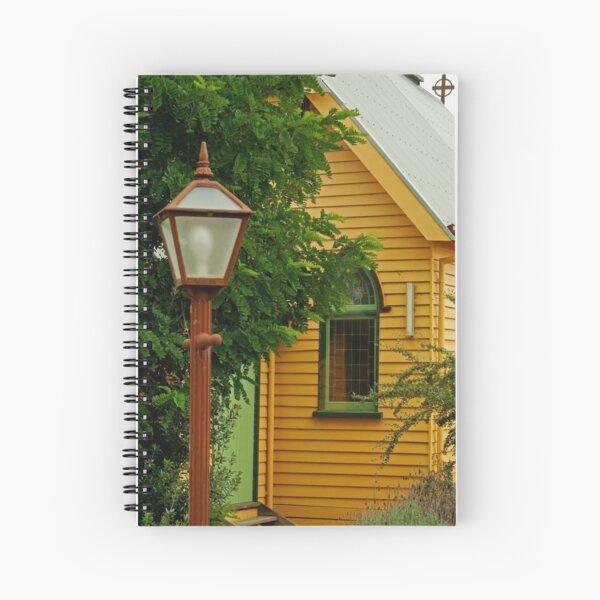 Cobin Farm Church Spiral Notebook