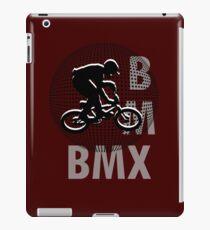 A BMX T-SHIRT iPad Case/Skin