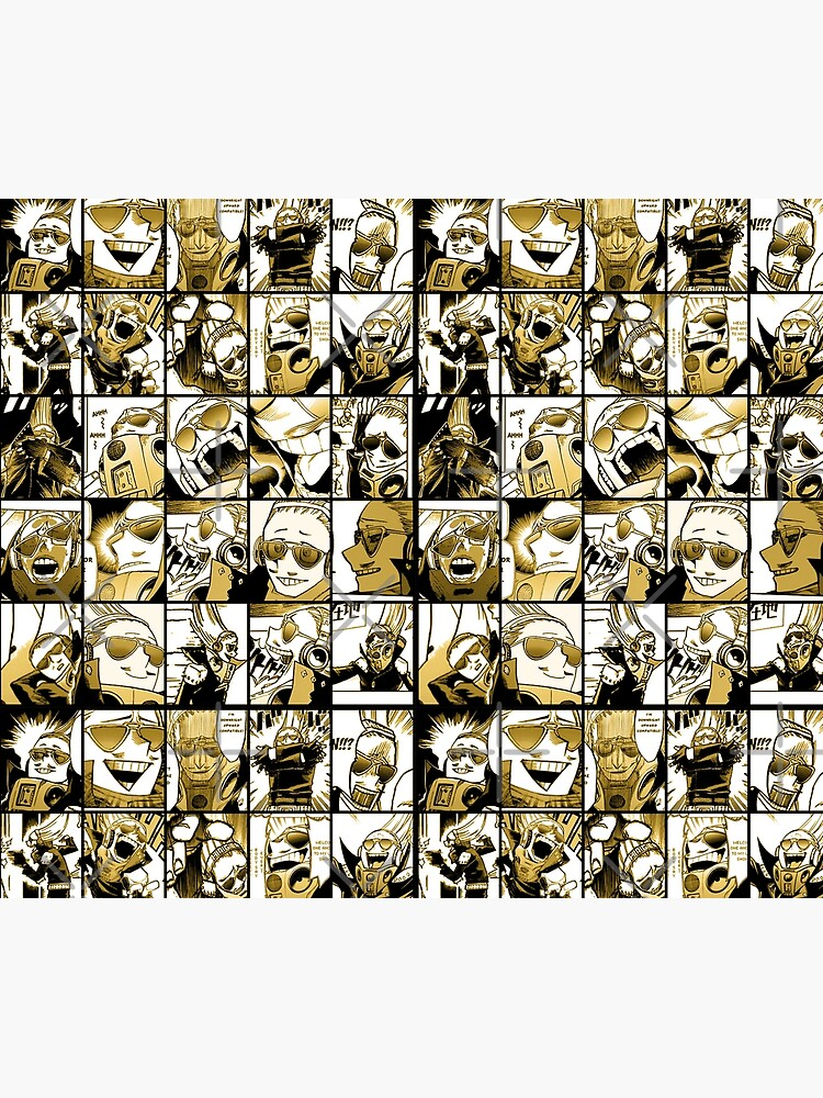 Present Mic (color version) - My hero academia collage  by Angellinx3