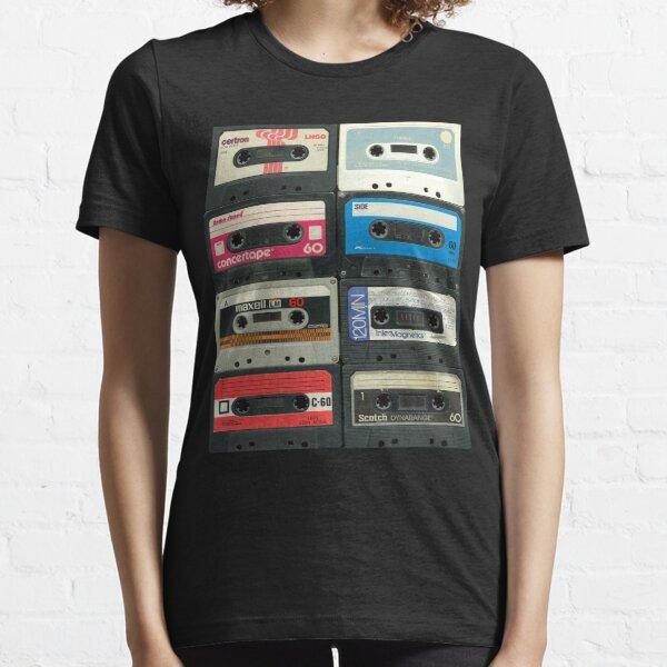 70's/80's cassettes! Essential T-Shirt