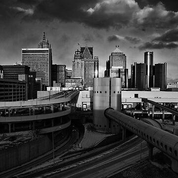 Detroit 2013 by JonDeBoer