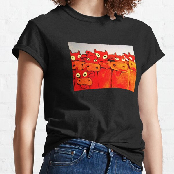 COWS GALORE Classic T-Shirt