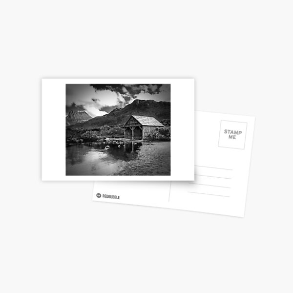 The Boat Shed Postcard