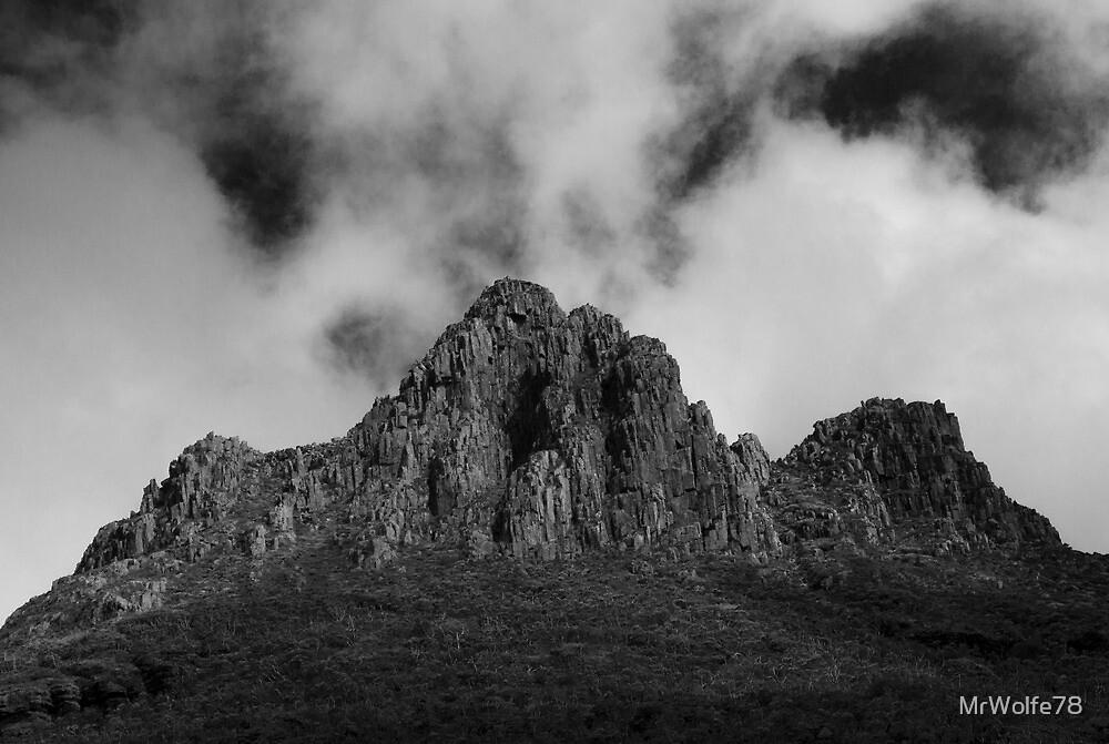 Mount Doom by MrWolfe78
