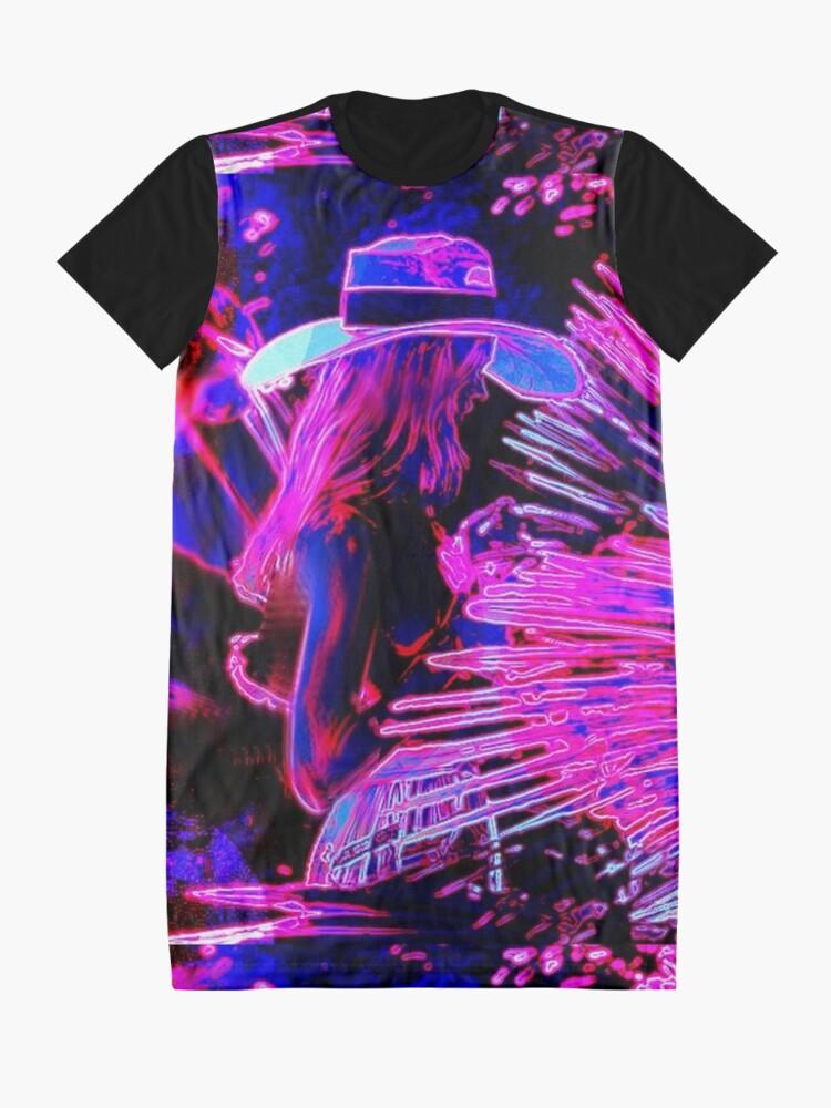 Alternate view of SUNHAT Graphic T-Shirt Dress