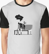 Automaton Blues Graphic T-Shirt