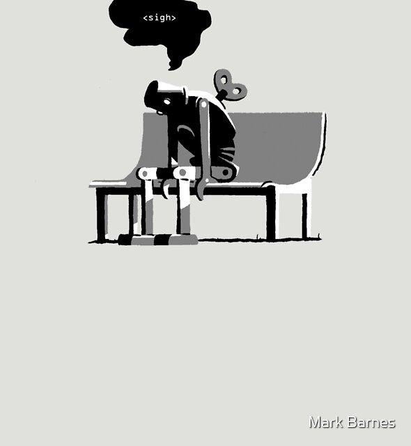 Automaton Blues by Mark Barnes