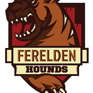 Ferelden Hounds by capefoxalix