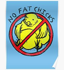 No Fat Chicks Poster