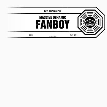Fanboy Label by deadgreysnow