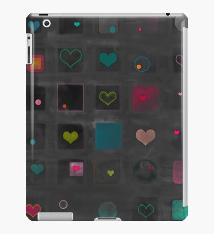So many things to say on a rainy day... iPad Case/Skin