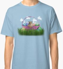 Easter Squirrel Classic T-Shirt