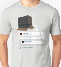 Metal Gear - Status Update Unisex T-Shirt