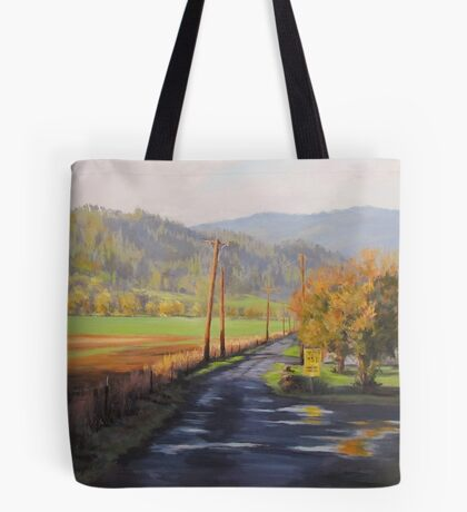 """Slow 15"" Tote Bag"