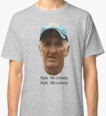 Rye Whiskey  Classic T-Shirt