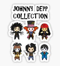 Depp Collection Sticker