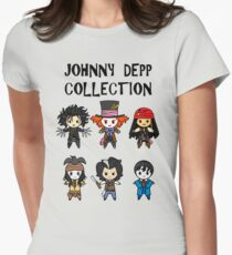 Depp Collection Women's Fitted T-Shirt
