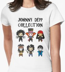 Depp Collection Womens Fitted T-Shirt