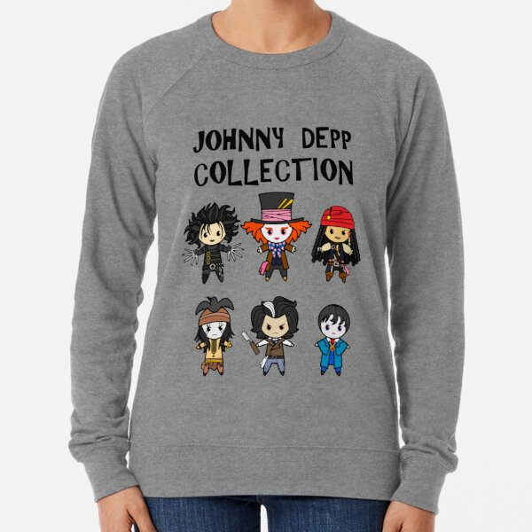 Depp Collection Lightweight Sweatshirt