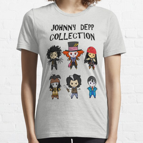 Collection Depp T-shirt essentiel