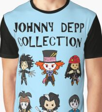 Depp Collection Graphic T-Shirt
