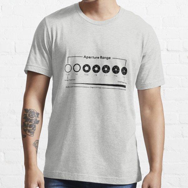 Aperture Chart Essential T-Shirt