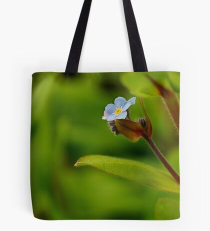 Lost in a Forest of Green Tote Bag