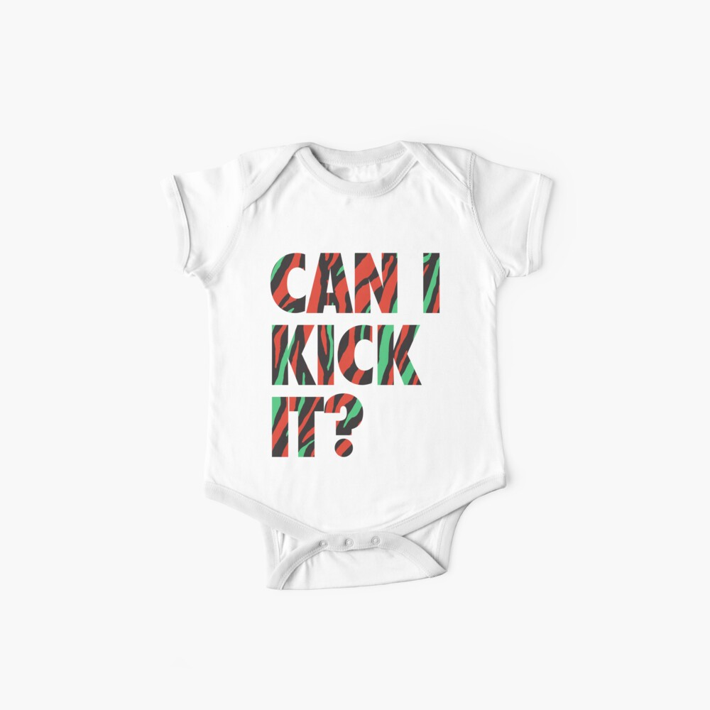 Just Kick It?  Baby One-Pieces
