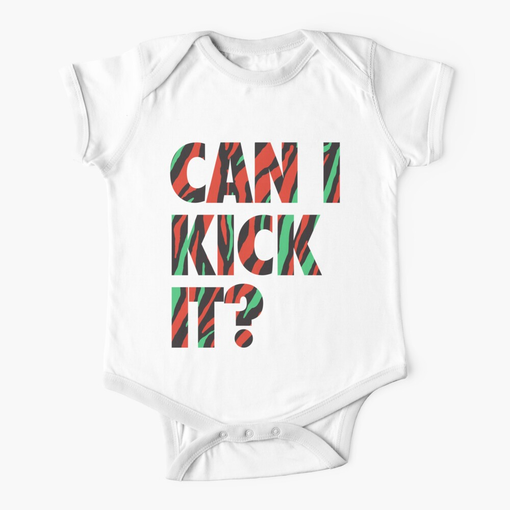 Just Kick It?  Baby One-Piece