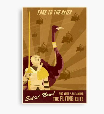 Take to the Skies Canvas Print