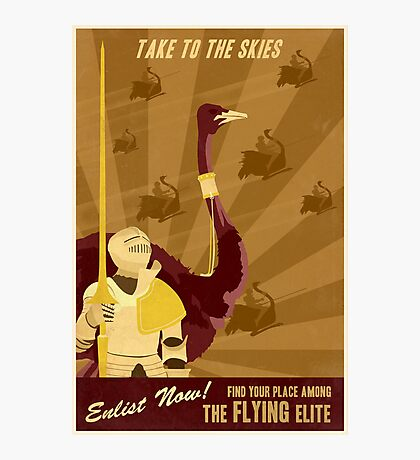 Take to the Skies Photographic Print