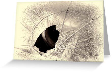 Broken Window... by Jeremy Lavender Photography