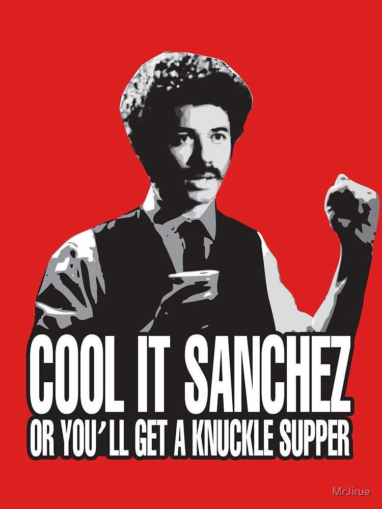 TShirtGifter presents: Cool it Sanchez | Unisex T-Shirt