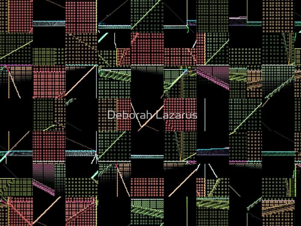 Crossed Circuits by Deborah Lazarus
