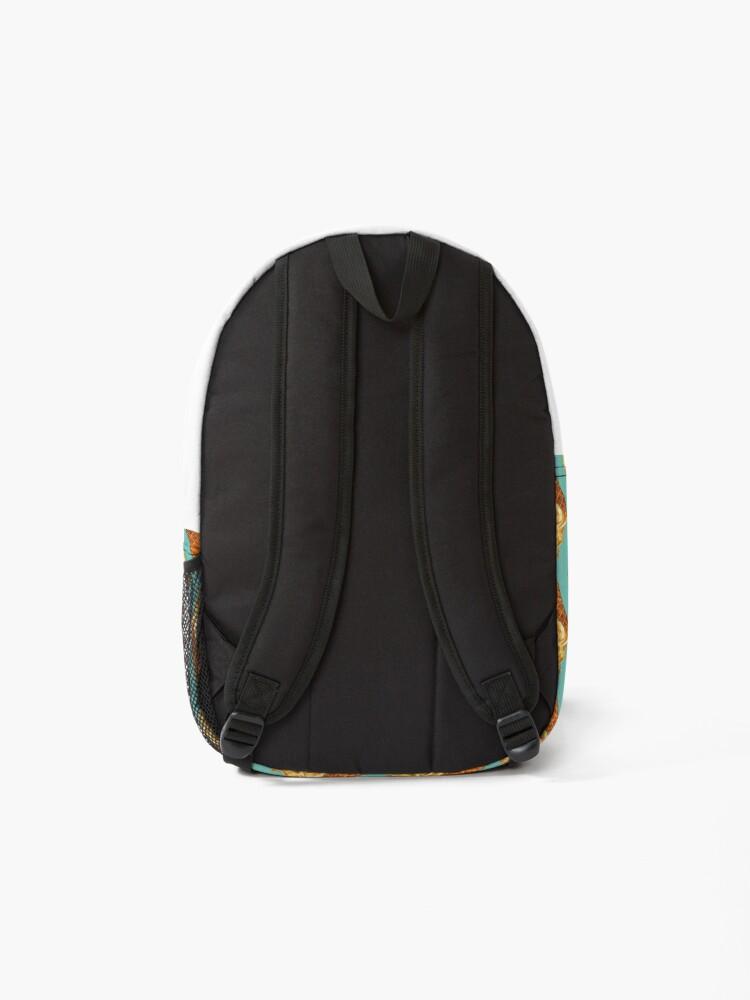 Alternate view of Vanilla Soft Serve Pattern Backpack
