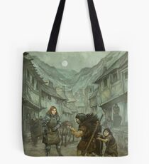 Friends or Foes Tote Bag