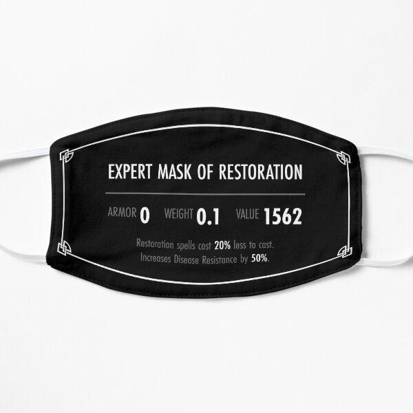Expert Mask of Restoration Flat Mask