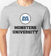 Monsters University Slim Fit T-Shirt