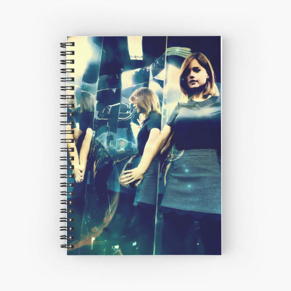 Another Girl, Another Planet  Spiral Notebook
