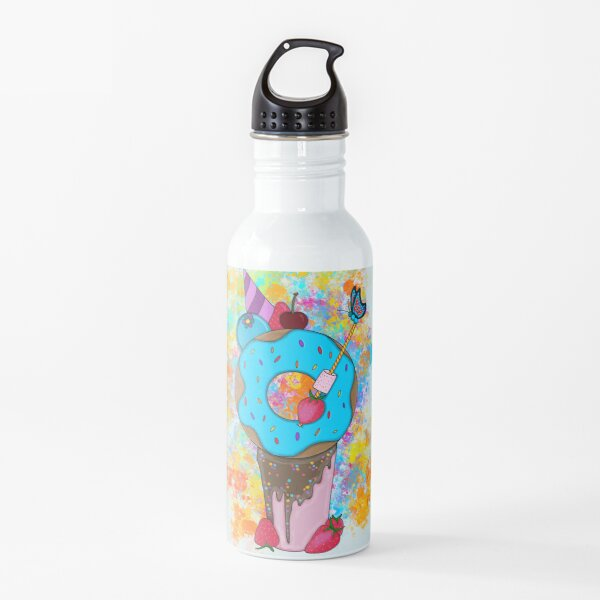 Yummy Butterfly Dessert Water Bottle