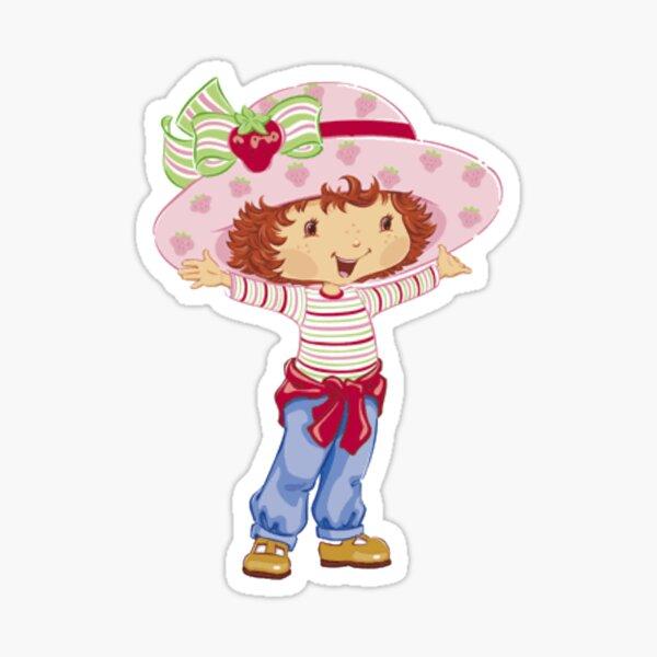 strawberry shortcake  Sticker