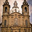 Sameiro Church by Soniris