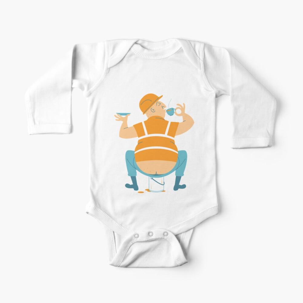 Builder's Tea Baby One-Piece
