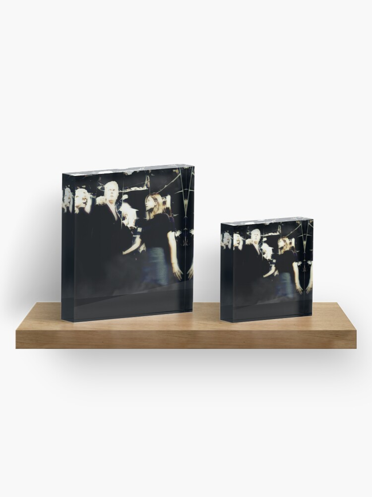 Alternate view of Kiss it to Death Acrylic Block