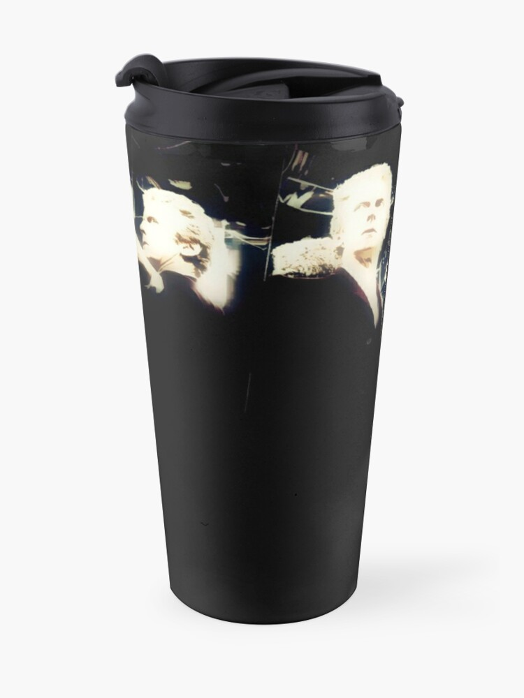 Alternate view of Kiss it to Death Travel Mug