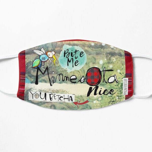 MN Bite Me! Flat Mask