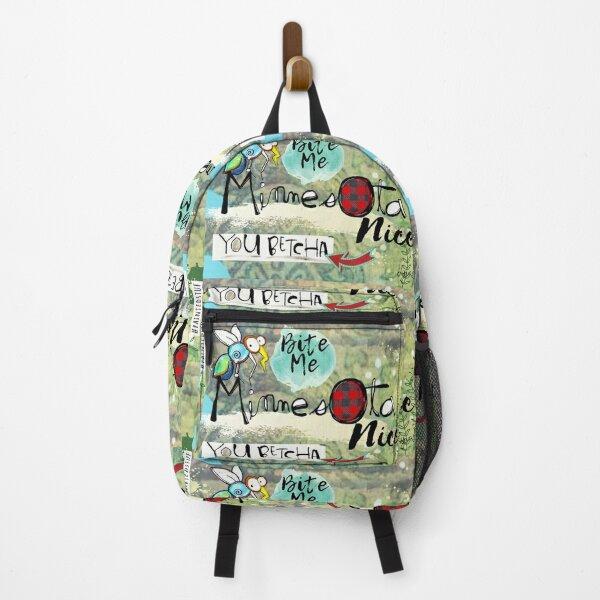 MN Bite Me! Backpack