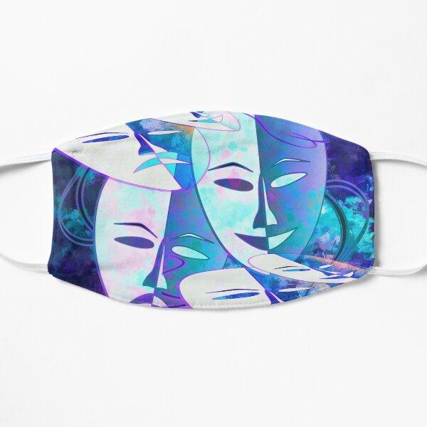 Máscara de teatro Mascarilla plana