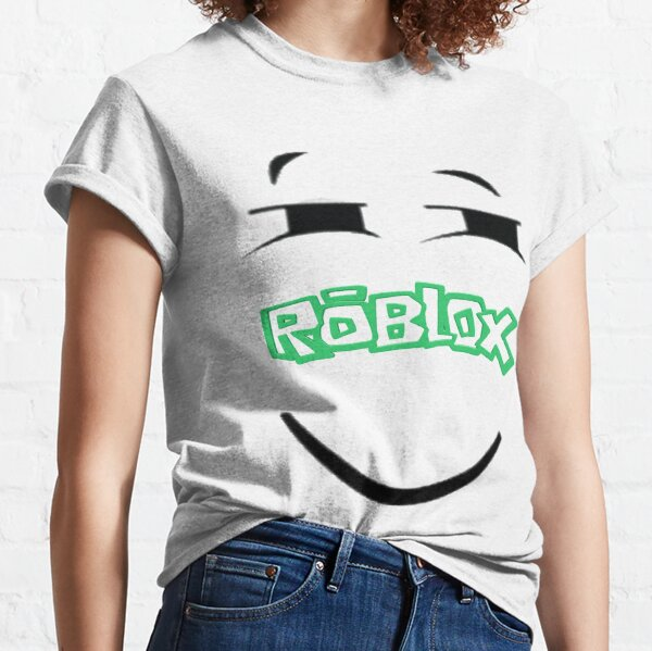 Roblox Faces T Shirts Redbubble