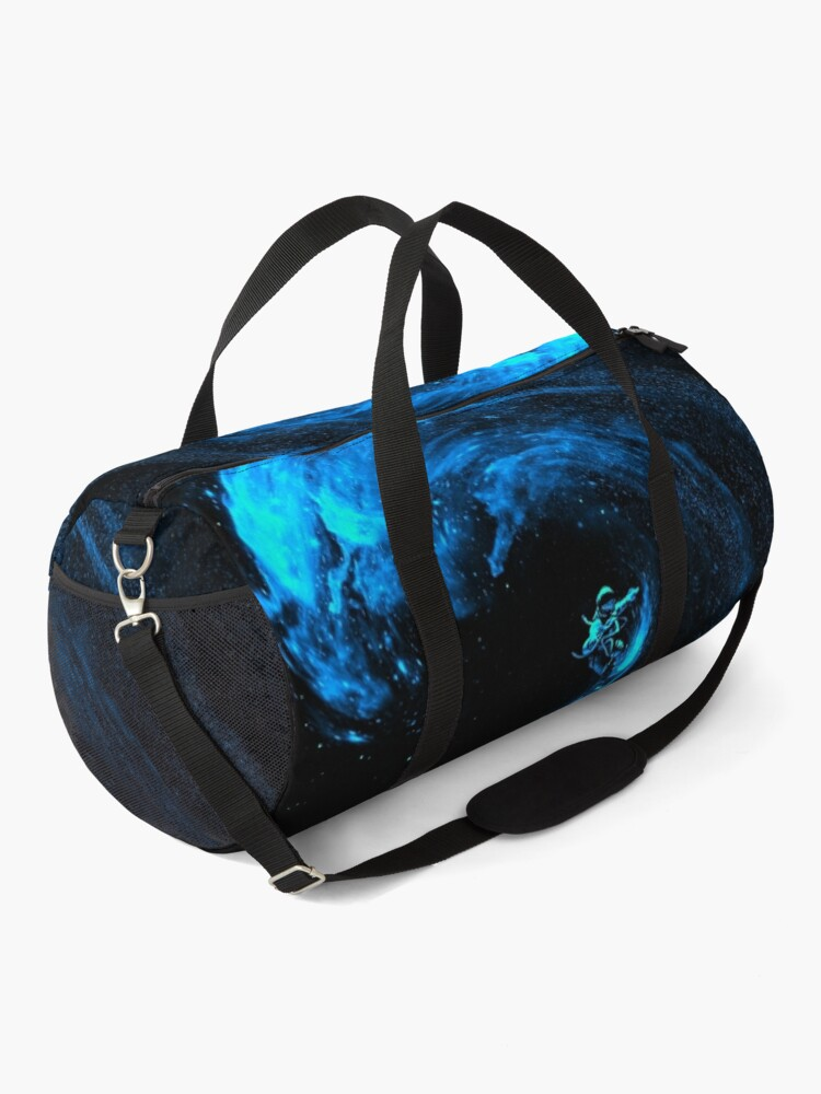 Alternate view of Space Surfing Duffle Bag
